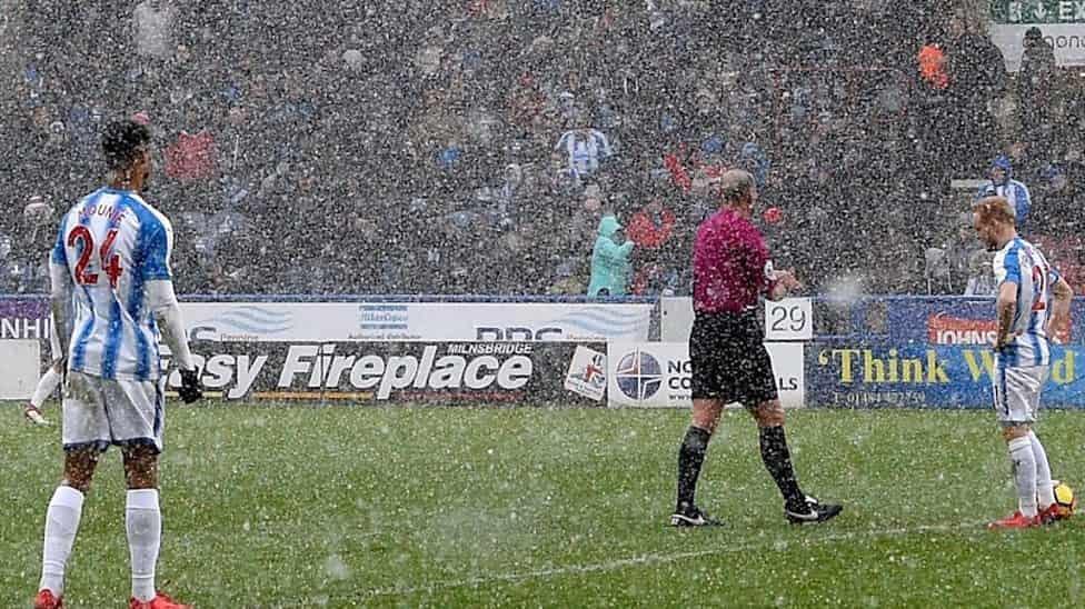 fudbal lose vreme